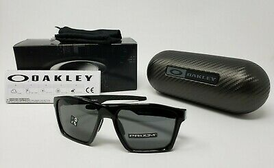 88fe42042 NEW IN BOX Oakley Targetline OO9397-0158 Polished Black Frame/Prizm Grey  Lenses