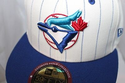 on sale 3890e 59871 Toronto Blue Jays New Era MLB Ultimate Patch Collection Anniversary 59fifty, Hat