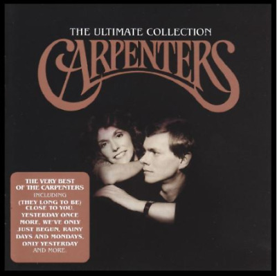 Carpenters (2 Cd) The Ultimate Collection..greatest Hits / Best Of..new & Sealed