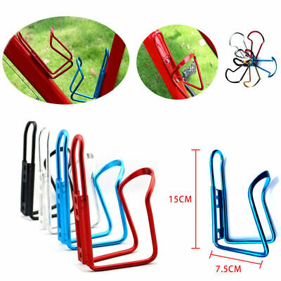 Aluminum Alloy Bike Bicycle Cycling Drink Water MTB Bottle Holder Rack Cages 1PC