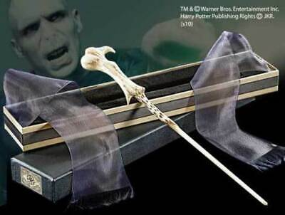 Harry Potter :  LORD VOLDEMORT Premium Wand from The Noble Collection NOB7331