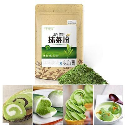 Natural Ultrafine Matcha Green Tea Powder Pure Organic Certified For DIY Cake GL