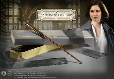 FANTASTIC BEASTS & Where to Find Them : PORPENTINA GOLDSTEIN WAND Noble Coll.