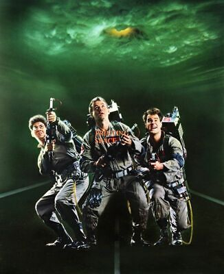 GHOSTBUSTERS Vintage Classic Movie Collectors Poster 24x36 inch