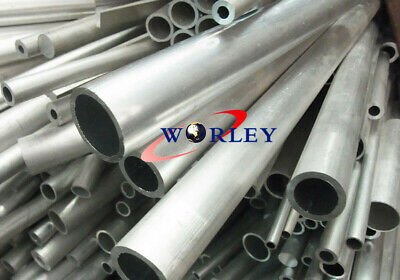 40mm OD X 36mm ID 2mm THICKNESS 6061 ALUMINUM TUBE PIPE ROUND L=300mm