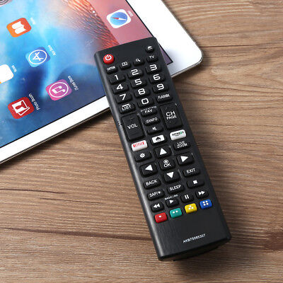 Replacement AKB75095307 Remote Control for Compatible 4K UHD LG Smart TV's