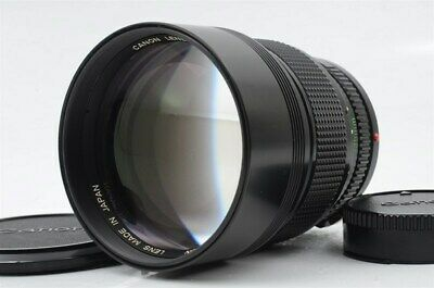 Canon New FD 135mm F/2 NFD Telephoto MF Lens [Very good] from Japan (06-X67)