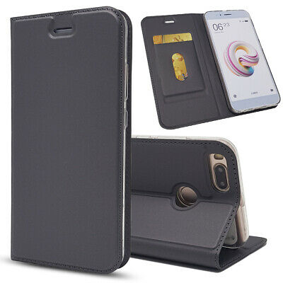 Xiaomi Redmi Shockproof Case Luxury PU Leather Wallet Magnetic Flip Case Cover
