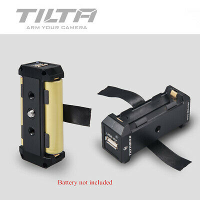 Tilta 18650 battery plate Power supply for Nucleus-M Nucleus Nano for Gimbal