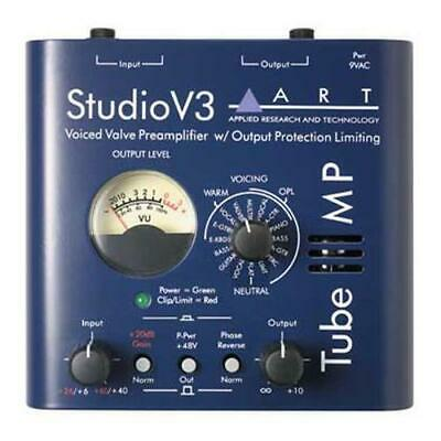 ART Tube MP Studio V3 Valve Mic Preamp