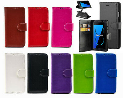 For Samsung Galaxy A40 PU Leather Flip Case Wallet Smart Magnetic Skin Cover