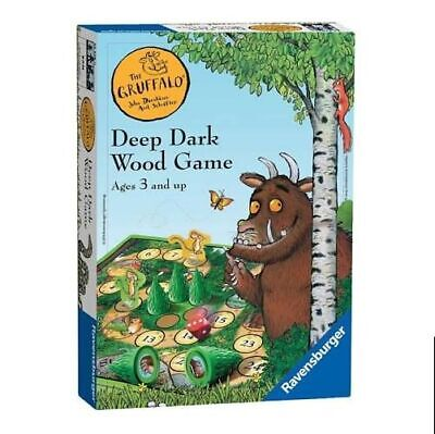 Children/'s Games 22278 Ravensburger The Gruffalo Deep Dark Wood Game