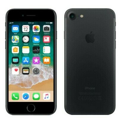Apple iPhone 7 32GB Black Unlocked Good Condition