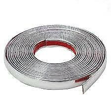 a-6mm suits LEXUS Chrome Pinstripe Lighting Edging Detailing 5m Strip