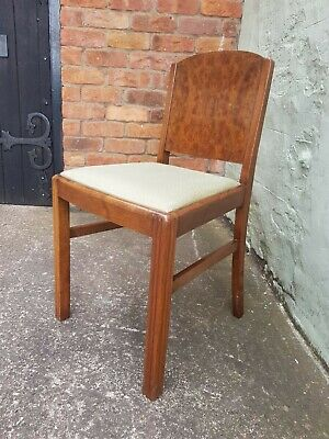 Antique Art Deco Chair