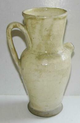 Ancient Chinese WHITE-GLAZED CIZHOU EWER SONG DYNASTY 19mm Tall Ding Xing Jug