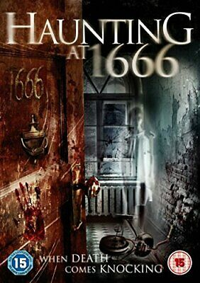 Haunting At 1666 - Dvd **New Sealed **Free Post**