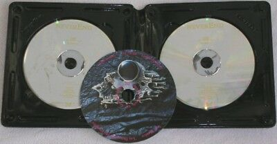 Iron Maiden - Lay down and die Goodbye 2CD RARE!!!!