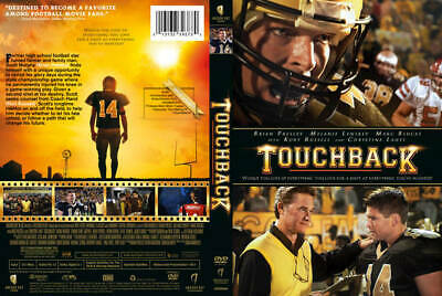 Touchback Blu-Ray/DVD Combo Pack w/Kurt Russell NEW SEALED IN BOX FREE SHIPPING