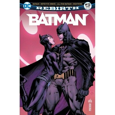 Batman Rebirth N°12 | Dc Comics