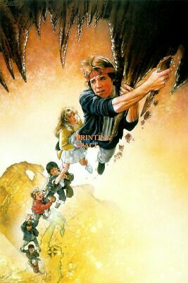 THE GOONIES Vintage Classic Collectors Movie Poster 24x36 inch