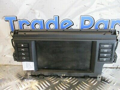 2016 Land Rover Discovery Sport L550 Navigation Screen Display #18600