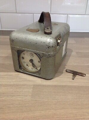 Vintage STB Pigeon Clock Timer. Swiss Made Clock 031695