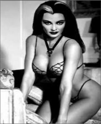 Magnet Lily Munster pin-up MAGNET