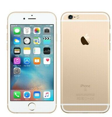 Apple iPhone 6s Plus 16GB Gold Unlocked Good