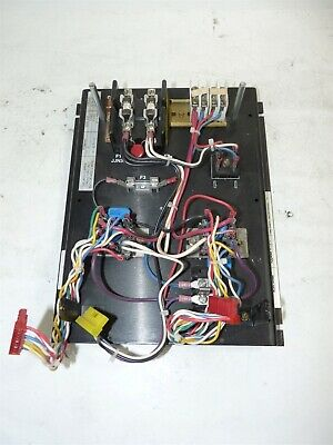Seco AC/DC Drives Q7002 Q7000 Series Chassis Only Untested AS-IS