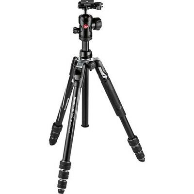 Manfrotto Befree Advanced Travel Tripod Twist with Ball Head - Black