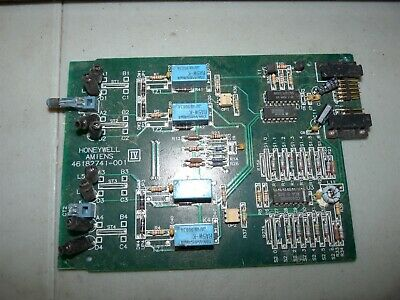Honeywell Amiens 46182741-001 IV Control Board Untested AS-IS