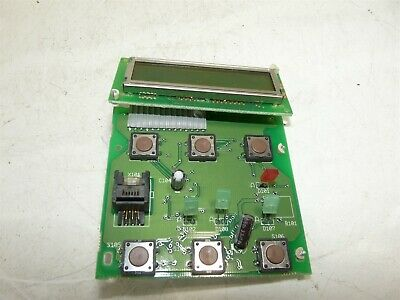 ABB Drives SNAZ-747D MC1601A-SYR PC-1601A2 Display Board Untested AS-IS