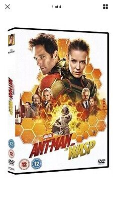Ant-Man and the Wasp DVD New and Sealed