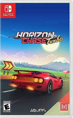 Horizon Chase Turbo - Nintendo Switch* PREORDER* SHIPS ON RELEASE DATE 7/30/19*