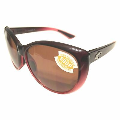 4f1401c1771c3 NEW Costa Del Mar La Mar Sunglasses - Pomegranate Fade POLARIZED Copper 580P