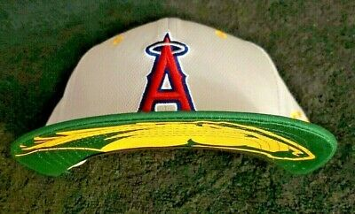 e43faa8cf1bcc5 2019 LA ANGELS Hat MLB Cal Poly Pomona (CPP) NEW One of a Kind ...