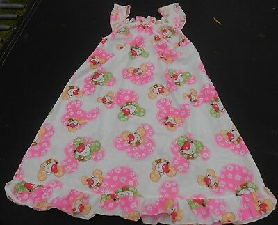 Ladies or teens  puppy motif Nightie size 12  in new without tags cond