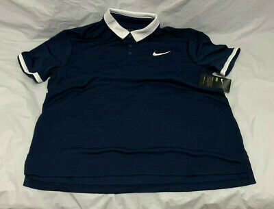 0731dc38ea NIKE MENS DRI Fit Stay Cool Team Court Polo Green 644788-351 ...
