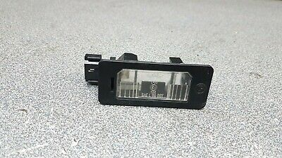 Bmw 5 Series E39 1995-2004 Licence Plate Light 63.26-8372001 #G2C#5