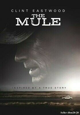 The Mule Dvd Brand New Sealed 2019