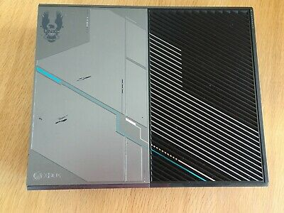 Microsoft Xbox One 500 GB Games Console Only Limited Edition Halo Guardians