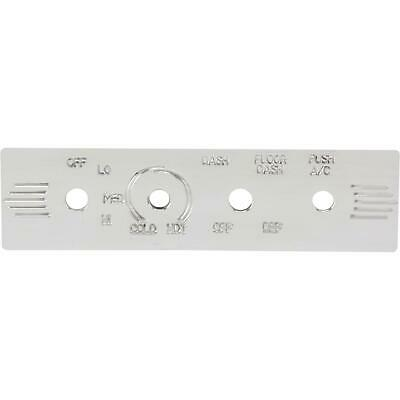 1967-1972 Chevy Truck AC Control Panel