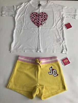 juicy couture Outfit Age 6/7 Yrs BNWT