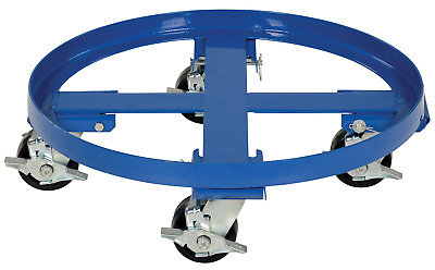 Vestil DRUM-HD Heavy Duty Drum Dolly, 2000 lbs Capacity