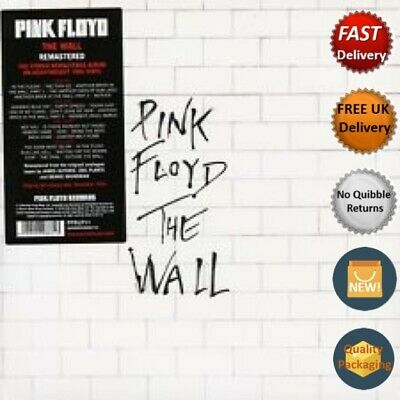 Pink Floyd The Wall 180g Remastered Double Vinyl LP *NEW & SEALED*