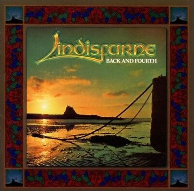Lindisfarne - Back And Fourth (Expanded+Remastered)  Cd Neuf