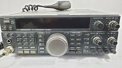 KENWOOD TS-820 HF Transceiver  Superb Physical Condition Wth Cw Flt