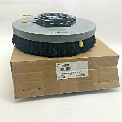 Tennant 1220240 Brush Assy Disk Scb,130D Pyp