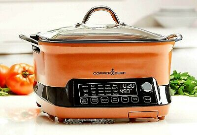 Copper Chef 18-in 1 Multi-Function Smart Cooker